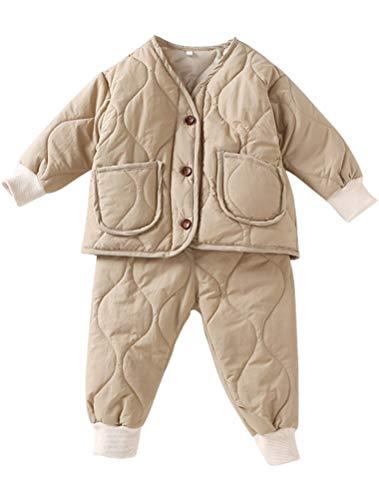 ARAUS ARAUS Baby Jungen (0-24 Monate) Sweatanzug, 0970P10-BE-90, Beige, 0970P10-BE-90 1-2 Jahre