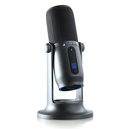 Thronmax Mdrill One - USB Condenser Microphone for Professional Quality...