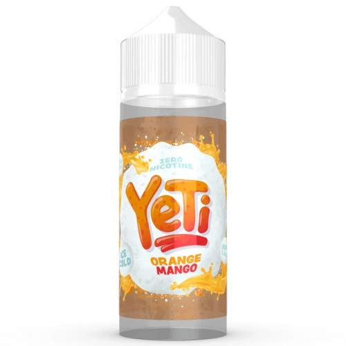 YeTi Orange Mango Liquid