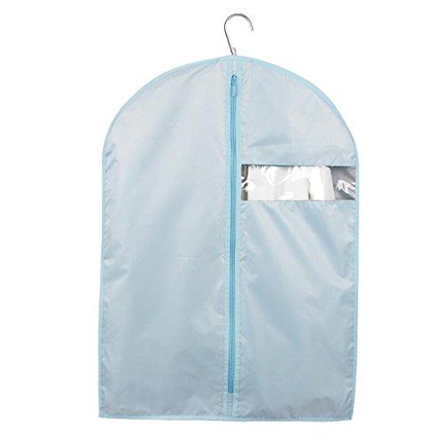 Xuan - Worth Another Light Blue 5 Pcs Lavable Vêtements Housse De Poussière Fenêtre Suit Couverture Haute Qualité Valise Sac Sac De Rangement (Taille : 60 * 100cm)