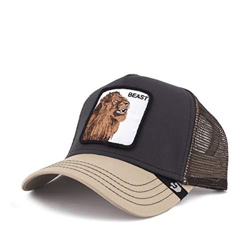 Goorin Bros., Bestia de Sombrero de Beisbol de los Leones, Gris, GOB_101-0533-GRY - One Size