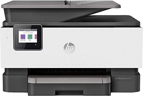 Hewlett Packard OfficeJet Pro 9015 Wireless Color Photo Printer with Scanner, Copier & Fax