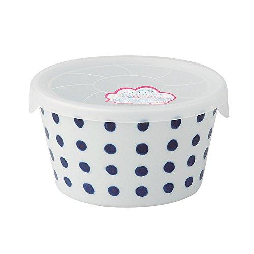 波佐見焼 インディゴジャパン ノンラップ鉢 (小) 豆しぼり柄 直径11cm 42869