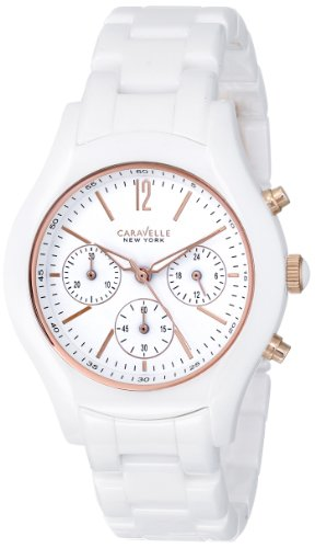 Caravelle New York Women's 45L144 Ceramic Watch