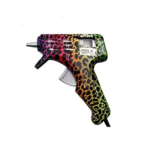 Pistola de Cola Quente 10W Bivolt, Make+, Preta, Pequena