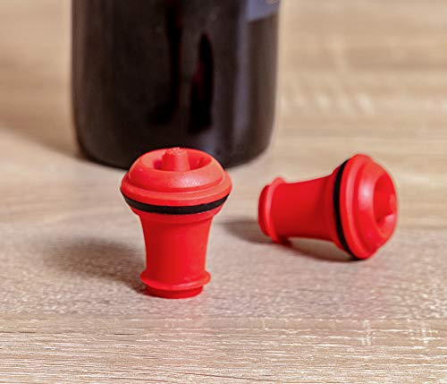 Vacu Vin Flaschenverschluss