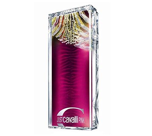 Roberto Cavalli Cavalli Just Pink Eau De Toilette Vapo 60 Ml