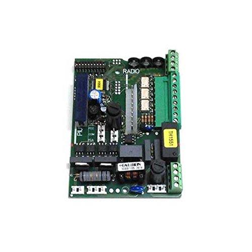 THA5 NICE centrale ricambio scheda elettronica motore scorrevole THOR TH1551