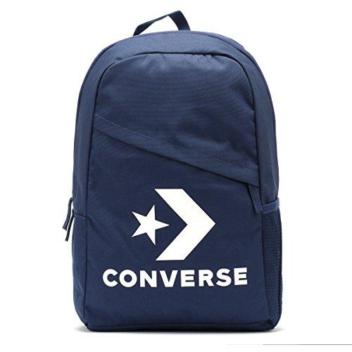 Converse Azul Marino/Blanco Speed mochila