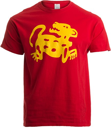 Legends of The Hidden Temple Tribute | 90s Halloween Team Costume Unisex T-Shirt-L-Red