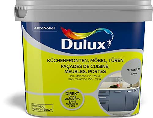 Fresh up Renovierungsfarbe Küchenmöbel, Türen, Möbel 750ml Titanium