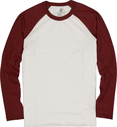 Element Blunt T-Shirts, Chemises et Polos Homme Port FR: S (Taille Fabricant: S)