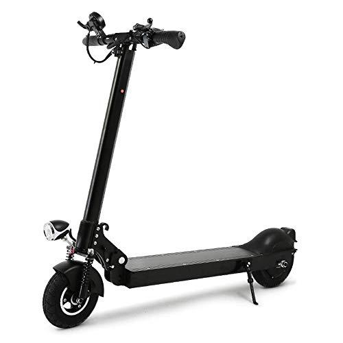 Y&XF Scooter eléctrico de 350W 36V con manillares, Bicicleta de Bolsillo con Gran Capacidad de Carga, neumáticos neumáticos de 8'para pasear por Carretera y Mini Scooters potentes para Adultos
