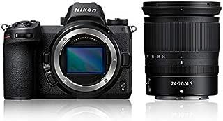 Nikon Z 6 Mirrorless Digital Camera with 24-70mm Lens, Black