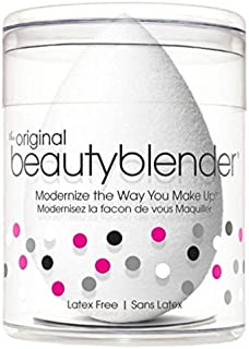 Beauty blender pure white makeup sponge non latex