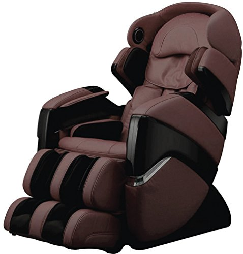 Buy Osaki OS3DPROCYBERB Model OS-3D Pro Cyber Zero Gravity Massage Chair, Brown, Evolved 3D massage Technology, Computer Body Scan, 2 Stage Zero Gravity, Next Generation Air Massage Technology, 36 Air Bag