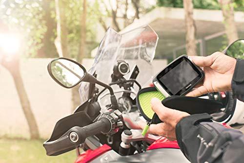 TomTom-Autohalterungsset-fuer-TomTom-Rider-Motorradnavigation-inklusive-Tragetasche
