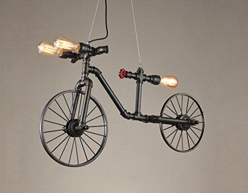 LOFT Eisen Retro Schlafzimmer Restaurant Bar Industrial Style Fahrrad Klempner Lampen