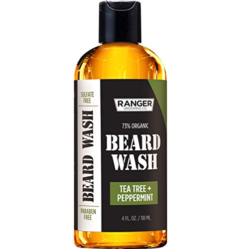 Ranger Beard Wash Shampoo for Men