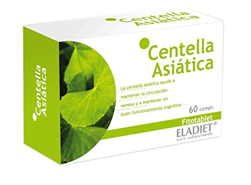 CENTELLA ASIATICA FITOTABLET 60 Comp