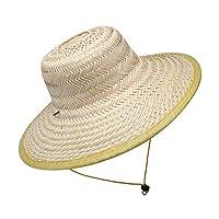 麦わら帽子サイズ調節可(草刈りの道具)