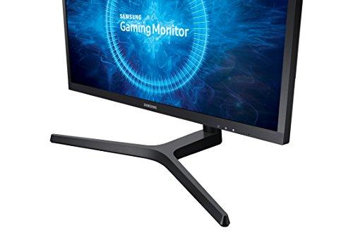 Samsung S25HG50FQU 62,2 cm (24,5 Zoll) Monitor (HDMI, VGA, 1ms Reaktionszeit) schwarz