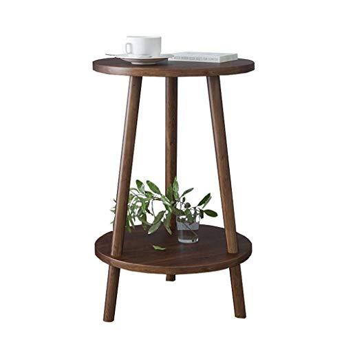 FCXBQ konsolbord låda med hylla, vit trä hall vardagsrum sovrum klädbyrå skrivbord möbler bord (färg: A)