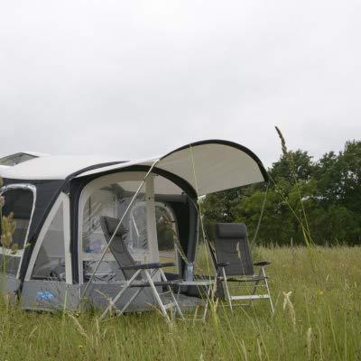Kampa Pop Air Pro 290 Canopy Color blanco alfonbrilla para ratón