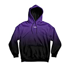 【WEAR PROUDLY】:Show your Twitch love anywhere with this Twitch Dip Dye Pullover Hoodie! 【QUALITY & COMFORT】:Constructed with a front pouch pocket for your maximum warmth and comfort while being out and about. 【ATTENTION TO DETAILS】:Twitch text logo i...