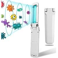Bewitu Handheld Portable Travel Ultraviolet Light Sanitizer