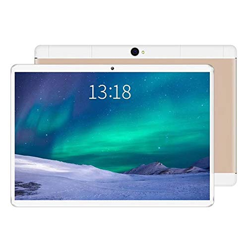 tablet 10-Zoll PC Mobiltelefon PC HD-Touchscreen PC 2 GB RAM + 32 GB ROM Android 9.0 PC Tragbares Design
