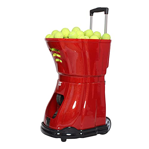 Máquina de pelota de tenis|Socio de tenis|SIBOASI S2015 RED