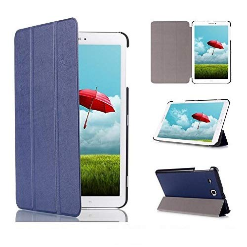 Galaxy Tab E9.6 Cover,Samsung T560 Galaxy Tablet Cover,Cover for Galaxy Tab E 9.6,Ultra Slim Light Weight Cover for Samsung Galaxy Tab E 9.6 Stand Cover,Built-in Stand with Multiple Viewing Angles