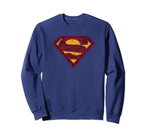Superman Celtic Shield Sweatshirt