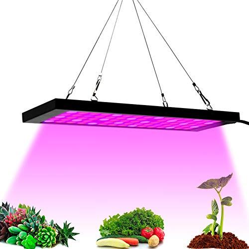 AC85-265V Groeiende Lamp Full Spectrum LED Licht Groeien 2835 Chip Rood + Blauw + IR + UV Phyto Lamp Voor Planten Bloemen Zaailingen Teelt