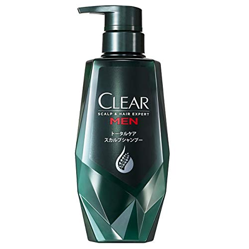 CLEAR(クリア) フォーメン トータルケア スカルプシャンプー