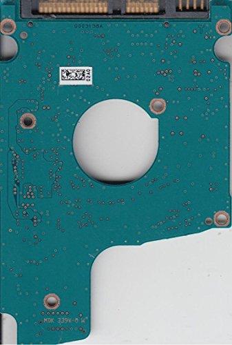 MQ01ABD075, HDKBB97T0A01 T, AA00/AX002M, Toshiba SATA 2.5 Leiterplatte (PCB)