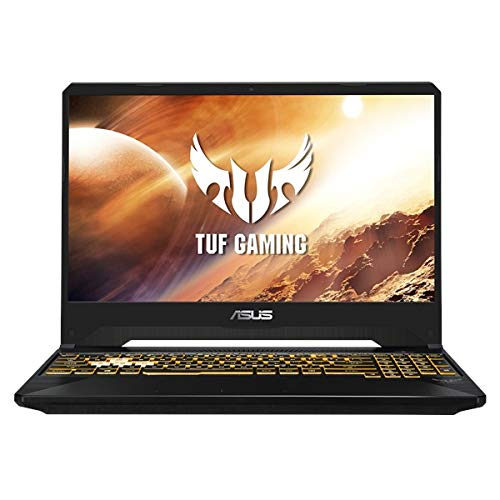 ASUS TUF Gaming FX505DV-HN238T R7-3750H/RTX2060-6GB/8G+8G/1T SSD/15.6 FHD-144hz/RGB backlit/WIFI5/WIN10//Black/