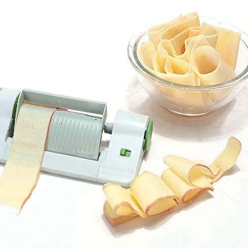 bingx Vegetable Cutter Rotonda Multi-Function Peeler Veggie sonore affettatrice della Frutta Verdura da Taglio da Cucina Easy Tools Utili