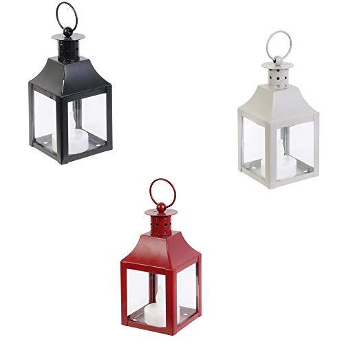 Bougie LED lanterne - vendu à l'unité
