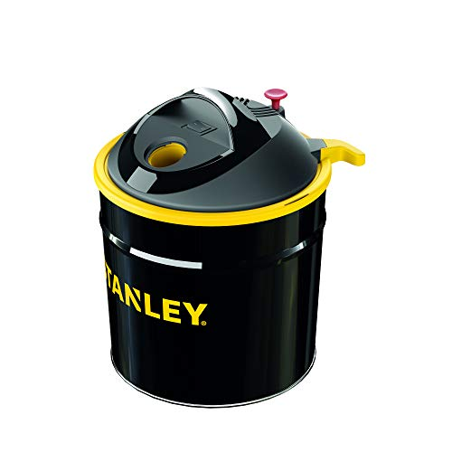 STANLEY SXVC20TPE Aspiracenere con Scuotifiltro (900 W, 20 l)
