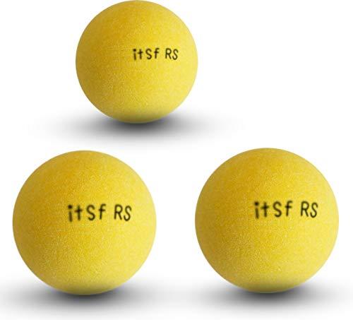 Balles de Baby Foot Officielle ITSF RS - Balle très Solide a