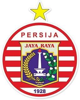 Persija Jakarta - Indonesia Football Soccer Futbol - Car Sticker - 5