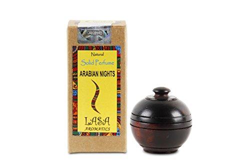 Lasa Arabian Nights - Botellas de perfume (6 gramos)