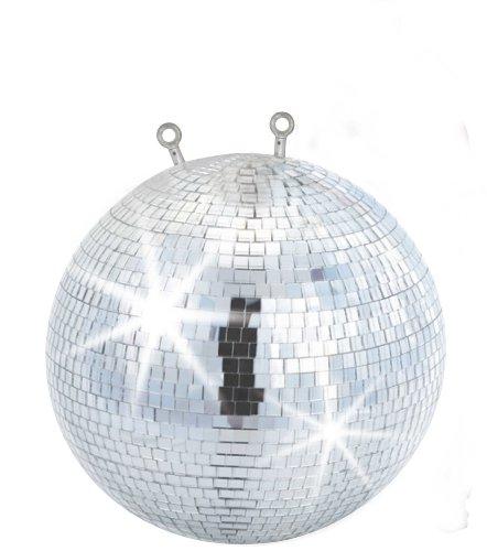 Spiegelkugel mit Sicherheitsöse 30cm - Discokugel - Mirrorball Safety 30cm