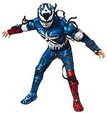 Rubie's Boy's Marvel Spider-Man Maximum Venom Deluxe Venomized Captain America Costume, Small