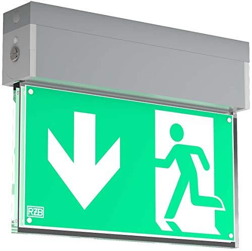 RZB Zimmermann LED-Wand/Decken Notleuchte 671983.004.1 GSUN Universal-S Universal-S Sicherheitsleuchte 4051859109068