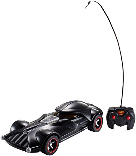 Hot Wheels - Darth Vader Veicolo Radiocomandato, FBW75
