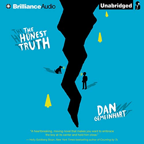 Page de couverture de The Honest Truth
