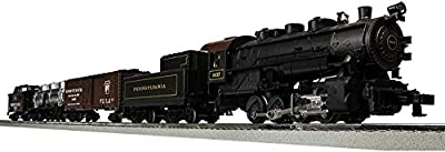 Lionel Pennsylvania Flyer Electric O Gauge Model Train Set w/ Remote and Bluetooth Capability